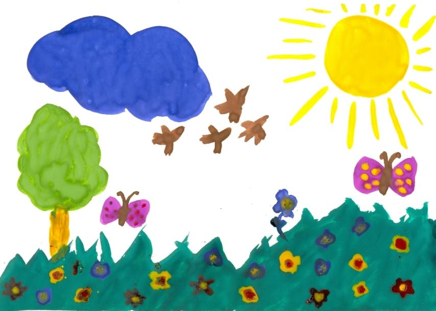 Книга в детский сад фото